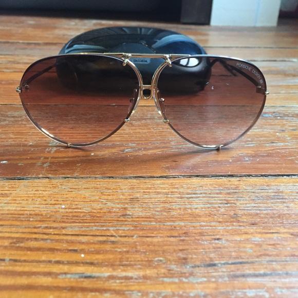 9ecb83873ced8 Vintage Porsche Carrera 5621 46 Sunglasses. M 5b7892172830952fe9ef6789
